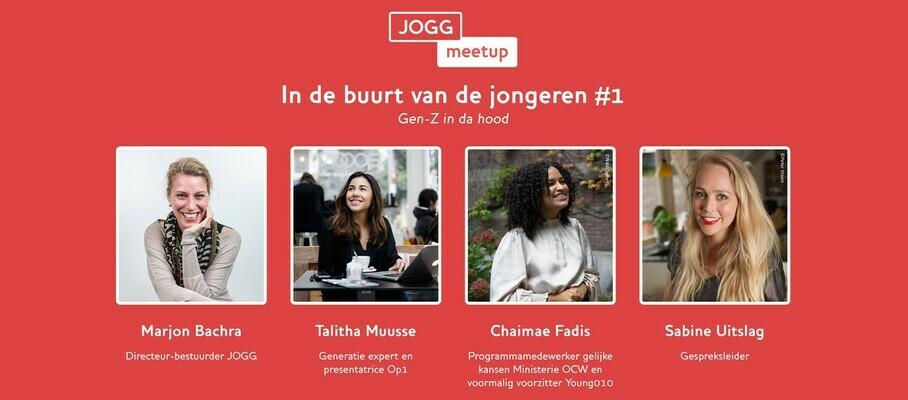 JOGG-meetup online bijeenkomst I