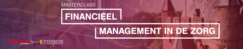 Masterclass Financieel management in de zorg | 10 november 2021