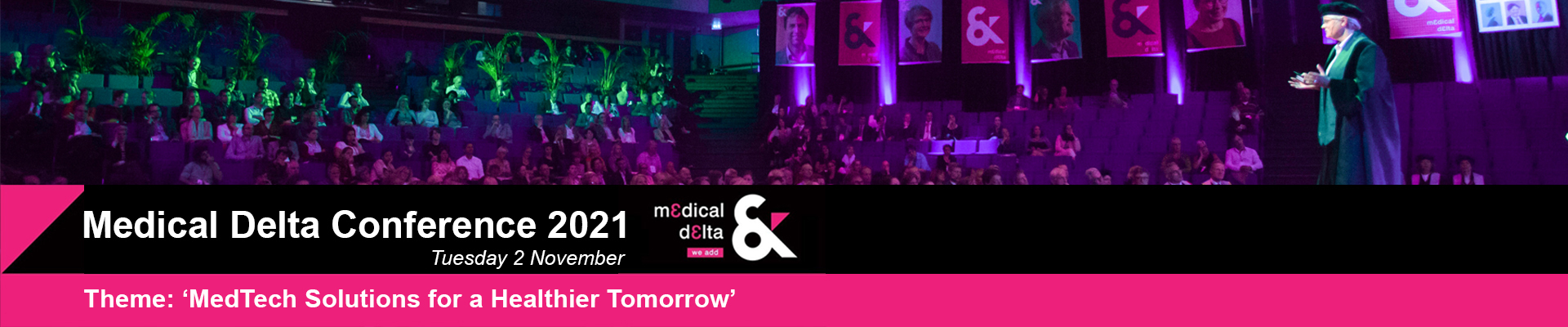 Medical Delta Conference 2021