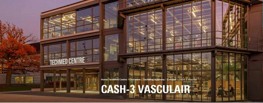 CASH-3 Vasculair 2021