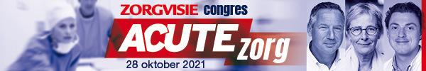 Congres Acute zorg | 28 oktober 2021