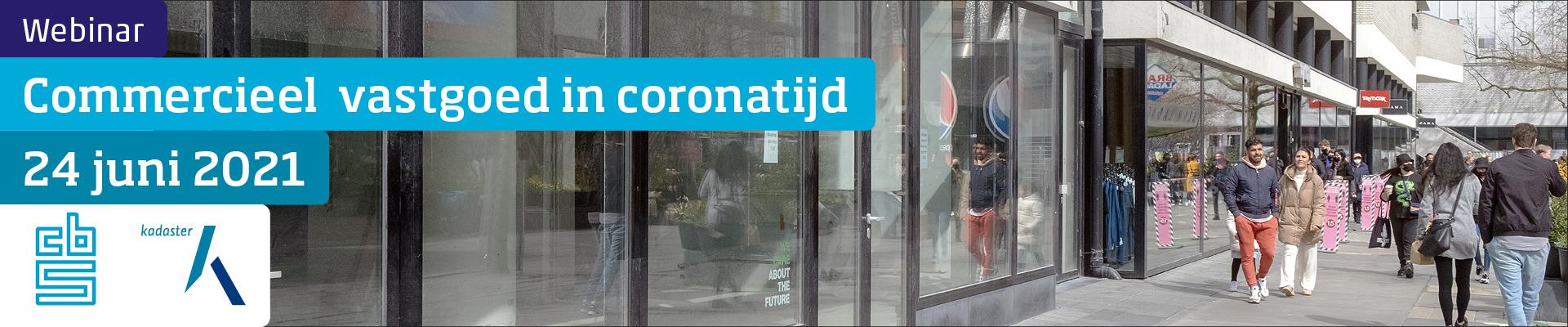 Webinar Commercieel vastgoed in coronatijd