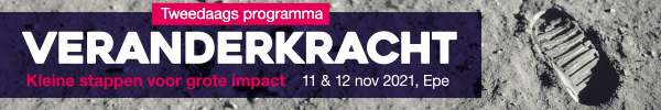 Tweedaags programma Veranderkracht | 11 & 12 november 2021