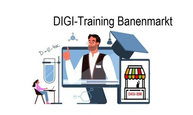 DIGI Training voor banenmarkten Juni