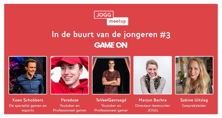 JOGG-meetup online bijeenkomst 3