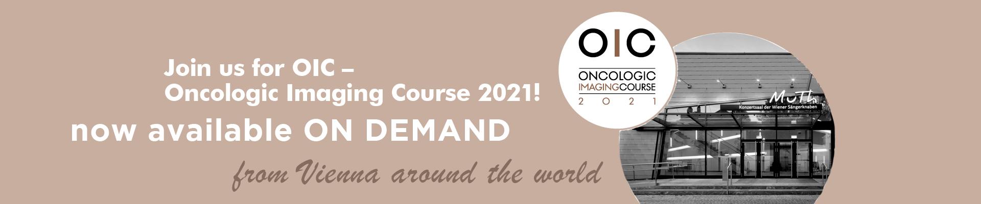 OIC 2021 - ON-DEMAND