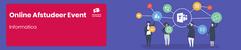 Online Afstudeer Event Informatica 2021 | Inschrijven studenten