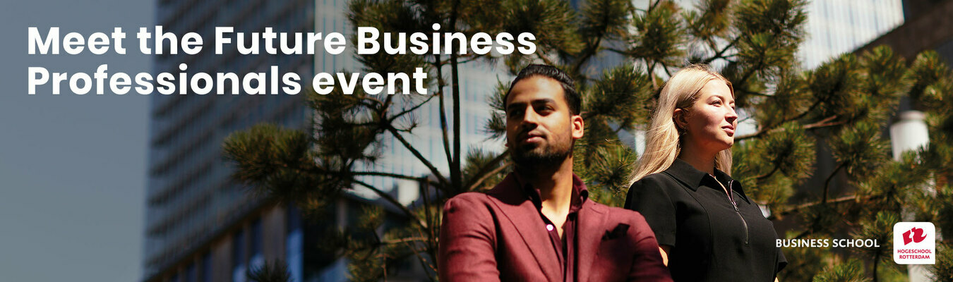 Meet the Future Business Professionals event HRBS companies | 27-10-2021