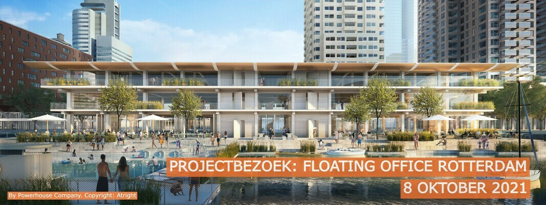 de Architect Projectbezoek Floating