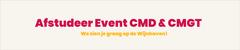 Afstudeer Event CMD & CMGT 2021 | Inschrijven studenten