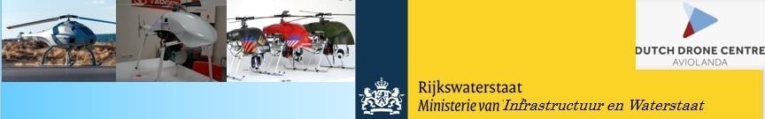 Vliegmiddag helikopterdrones en keuring van drones