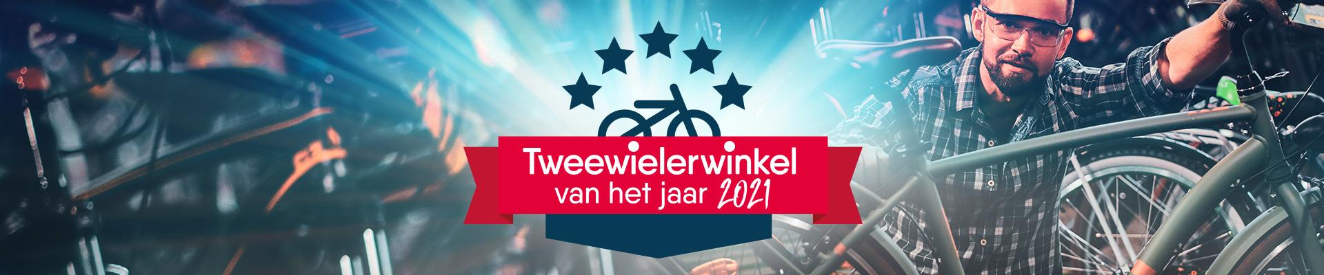 Tweewielerwinkel van het Jaar Verkiezing 2021 (Finale Velovak)