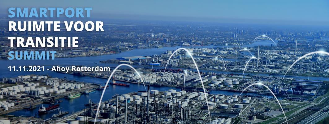 SmartPort Summit 2021 - 'Ruimte voor Transitie'