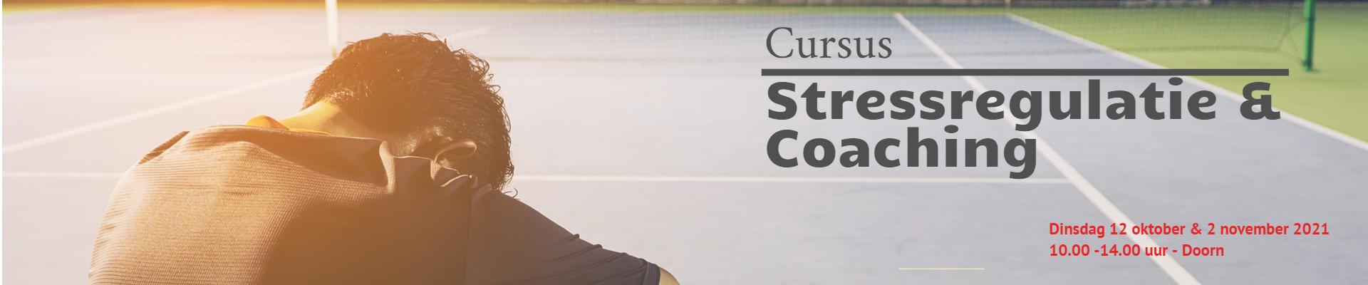 Cursus Stressregulatie en Coaching