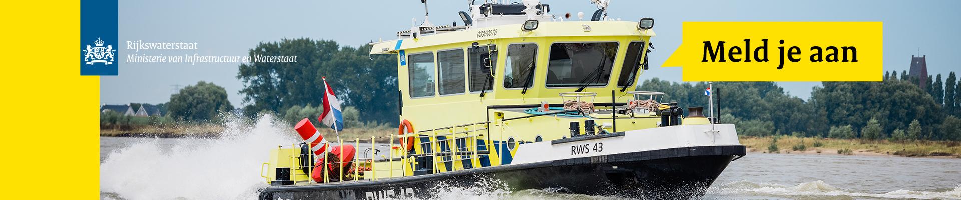 Kennismaken nautische mogelijkheden Rijkswaterstaat