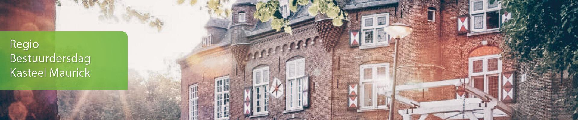 Regio bestuurdersdag kasteel Maurick 7 september