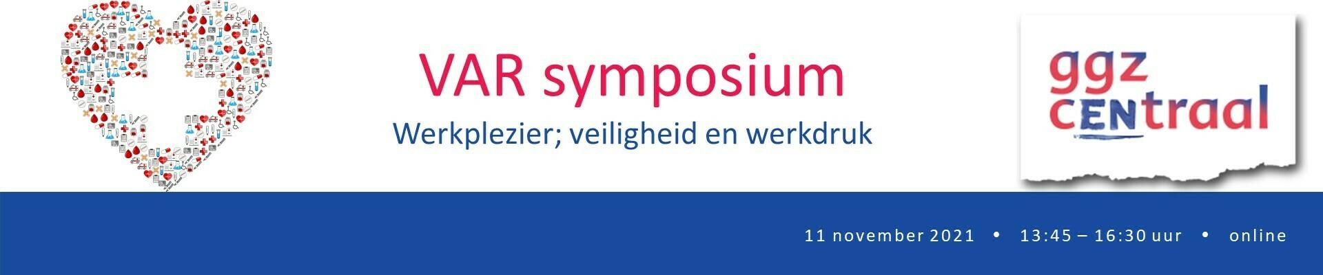 VAR najaarssymposium