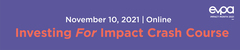 EVPA Investing for Impact Crash Course