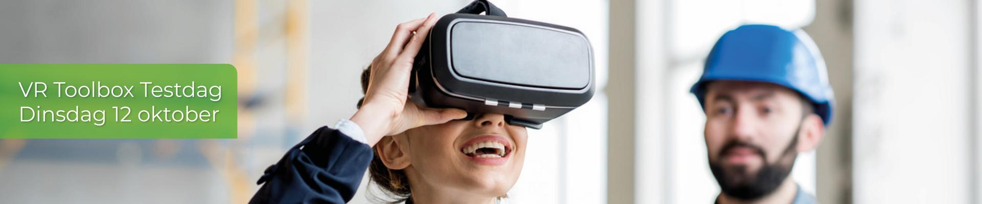 VR Toolbox Testdag