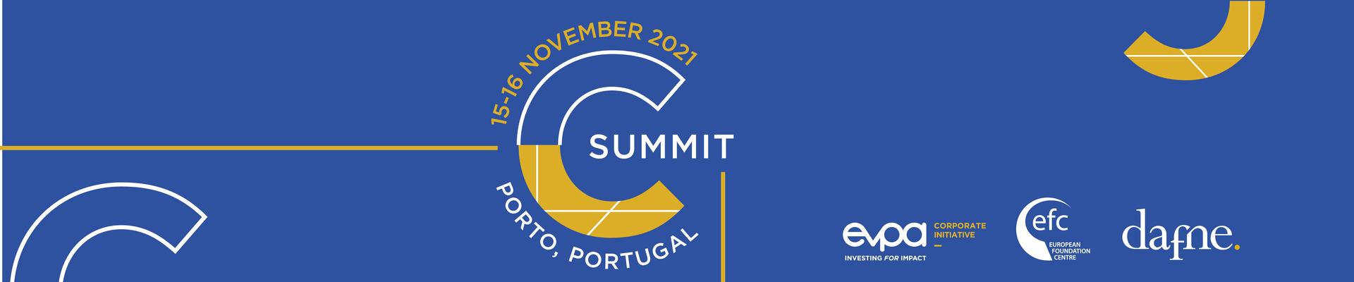 C Summit 2021 (IVA – Autoliquidação)