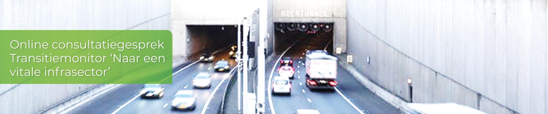Consultatiegesprek Transitiemonitor 'Op weg naar een vitale infrasector'