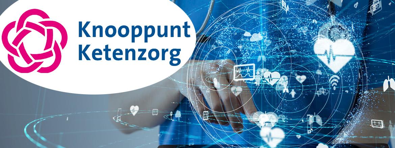 Kwaliteitsavond Knooppunt Ketenzorg i.s.m. regio-organisatie ZHN i.o.: ontwikkelingen in ICT en digitalisering, wat betekent dit voor jou als zorgverlener in je dagelijks werk?
