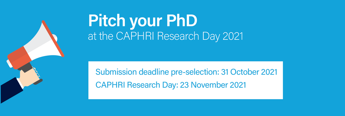 Pitch your PhD