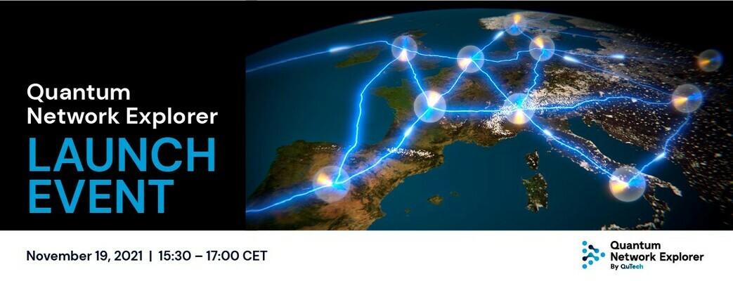Quantum Network Explorer launch event