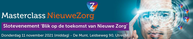 Masterclass NieuweZorg 2021 - Slotevenement