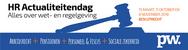 HR Actualiteitendag: alles over wet-en regelgeving