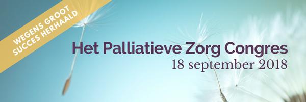 Het Palliatieve Zorg Congres 2018   18 september 2018