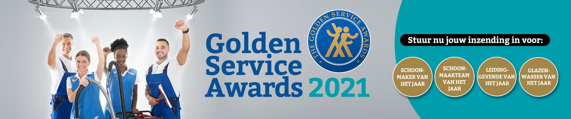 Golden Service Awards 2021